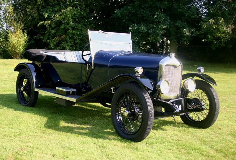 1924 Riley 11/40 Sports Tourer