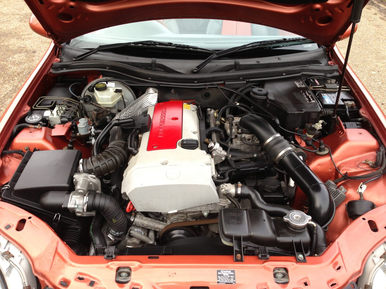 1998 mercedes benz slk230 kompressor designo bridge for Mercedes benz kompressor engine