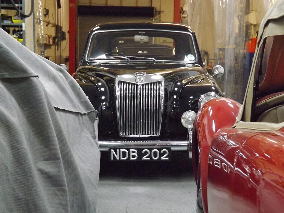Bridge Classic Cars
