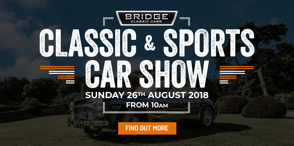 Classic & Sports Car Show: Sunday 26th August: Attendees