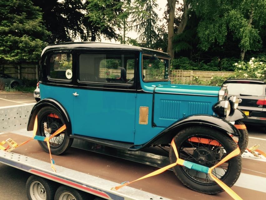 1934 Austin Seven Top Hat