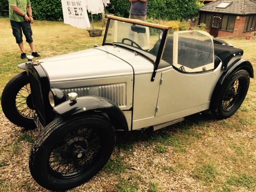 1927 Austin Seven Special