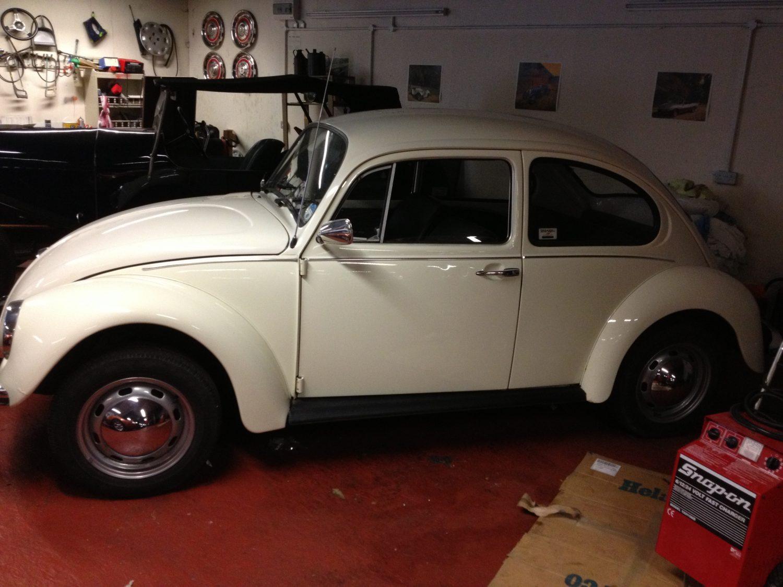 1975 Volkswagen 1200 Beetle