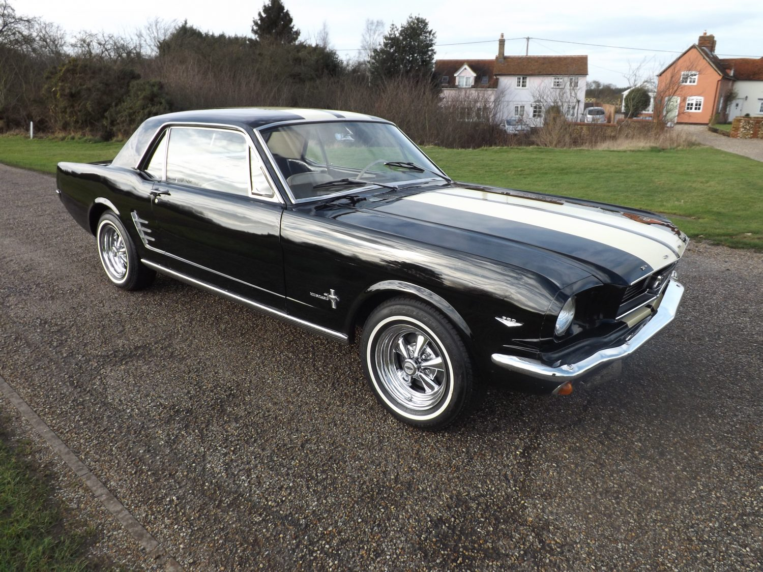 1964 ford mustang 289 v8 bridge classic cars. Black Bedroom Furniture Sets. Home Design Ideas