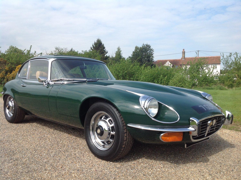 1971 Jaguar E-Type V12