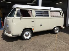 1969 VW Camper