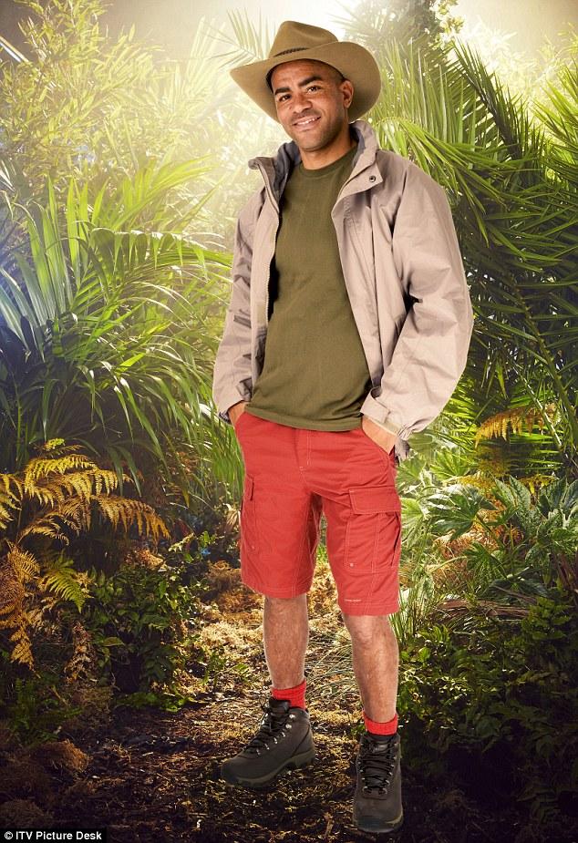 Kieron Dyer I'm A Celebrity 04