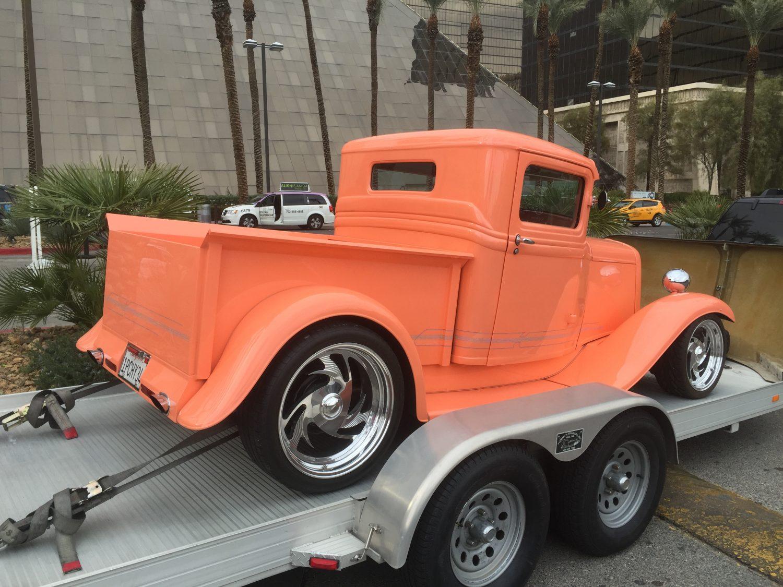 Las Vegas Car