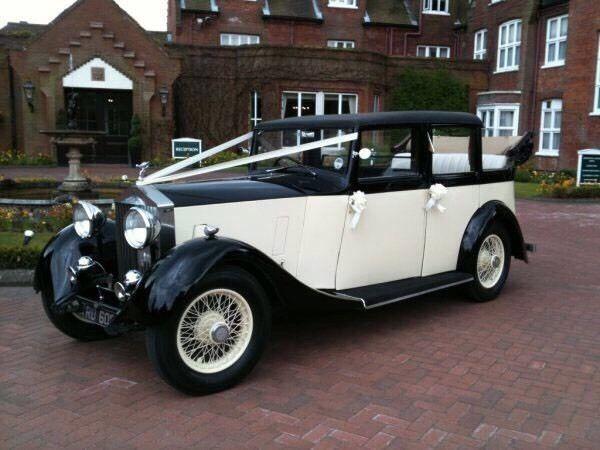 Rolls Royce 2025 Laundalette 1934