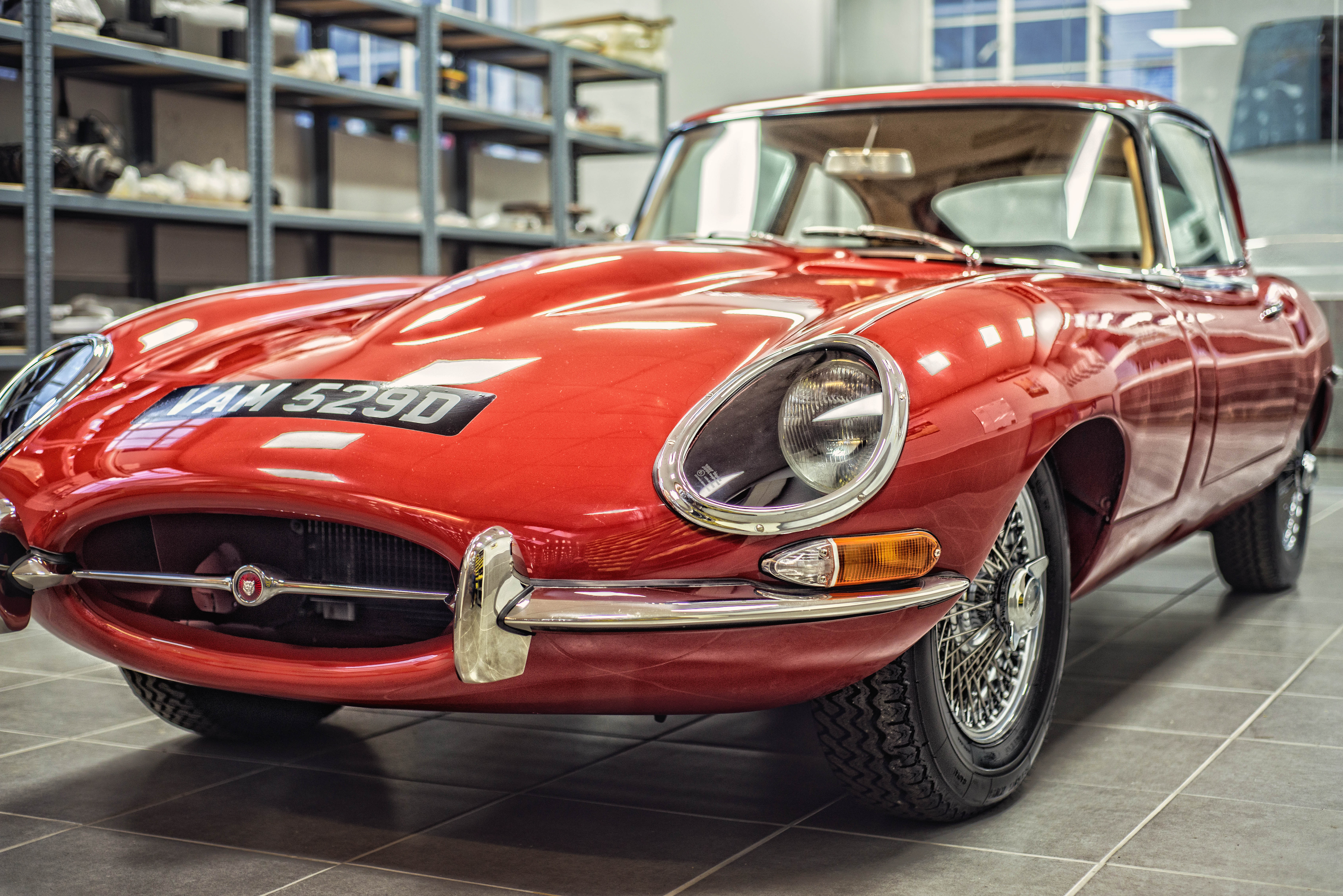 1966 jaguar e type series 1 bridge classic cars. Black Bedroom Furniture Sets. Home Design Ideas