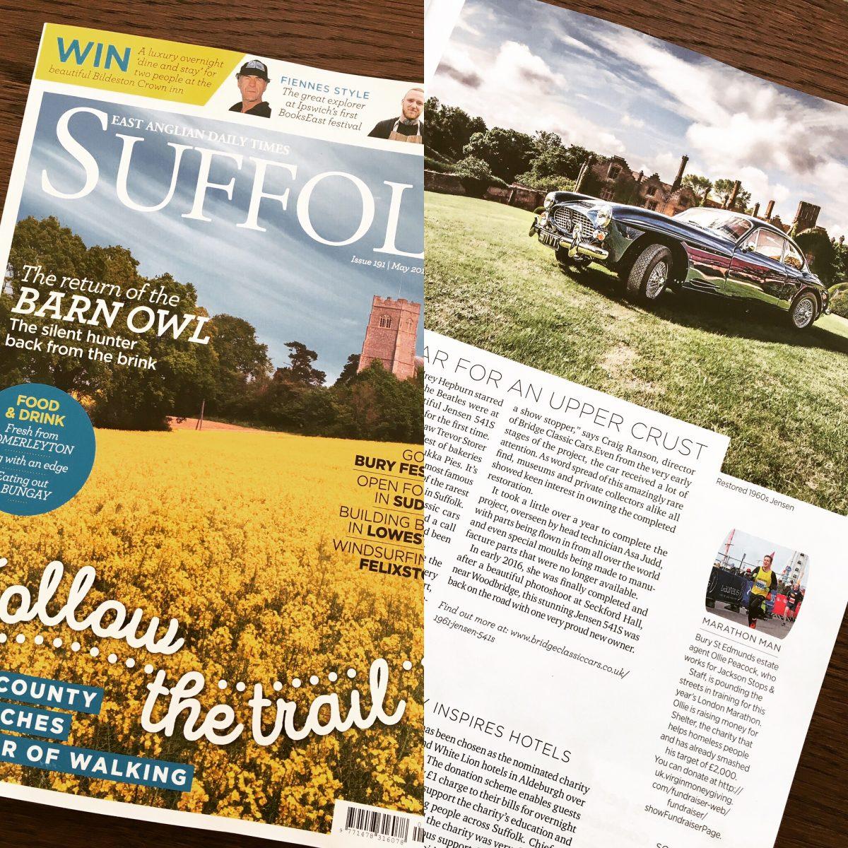 Suffolk Magazine May 2016