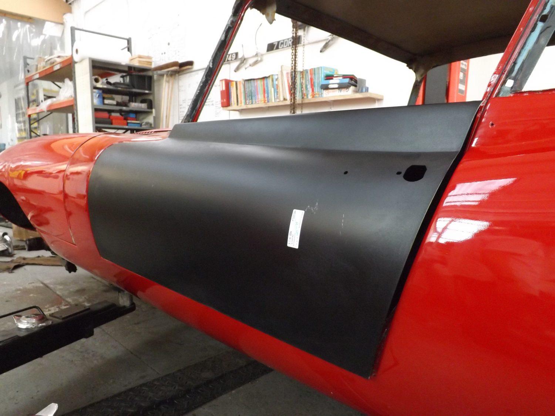 1967 Jaguar E Type The Disassembly Continues Bridge Classic Cars