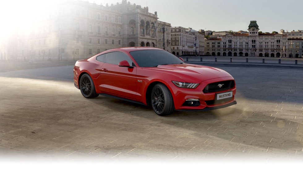 Ford Mustang Right Hand Drive 01