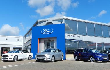 John Grose Ford Ipswich