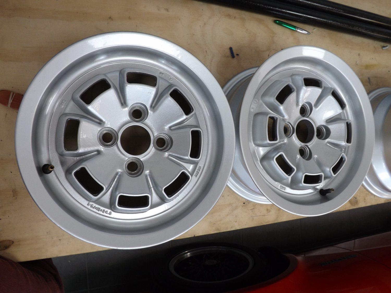 Triumph TR7 Wheels