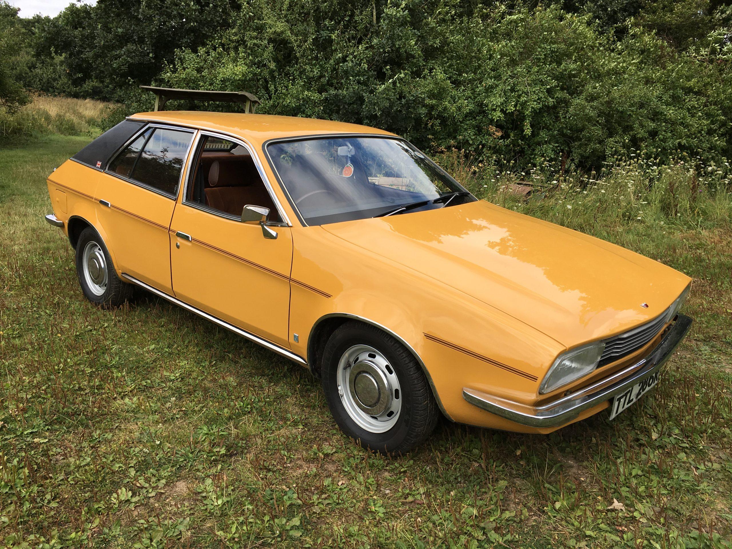 1977 Austin Leyland Cars Princess 2200 HL