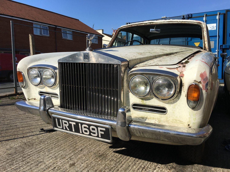 1968 Rolls Royce Silver Shadow 1