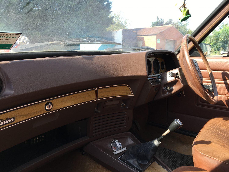 1978 Morris Marina 1.8 GT
