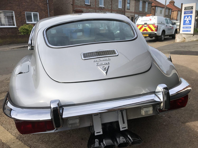 Full Classic Car Respray Cost