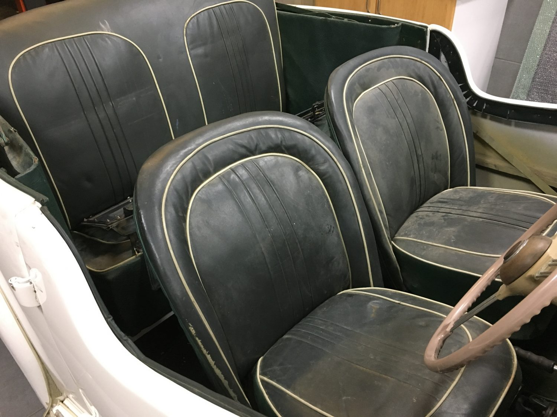 1949 MGYT Restoration at Bridge Classic Cars