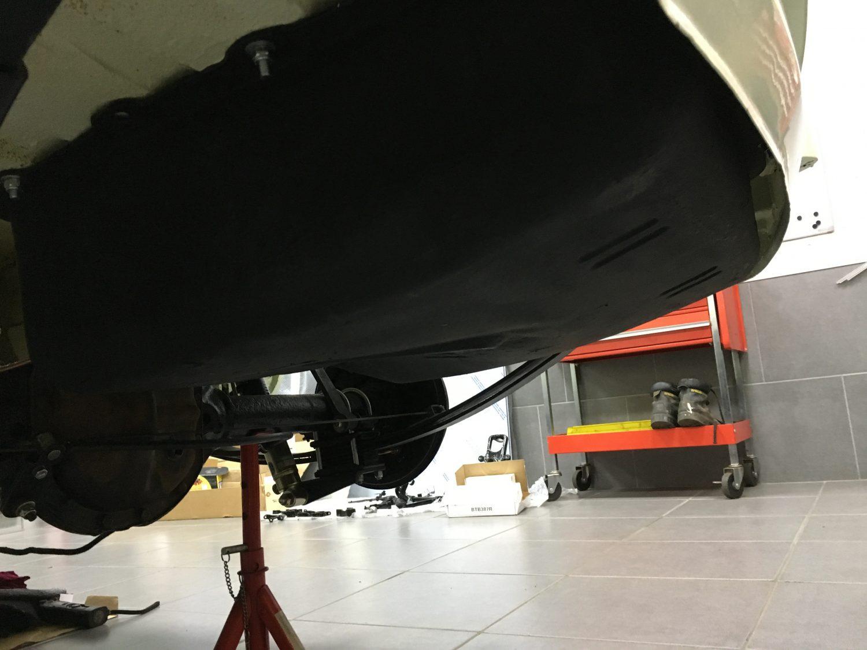 MGBGT Fuel Tank