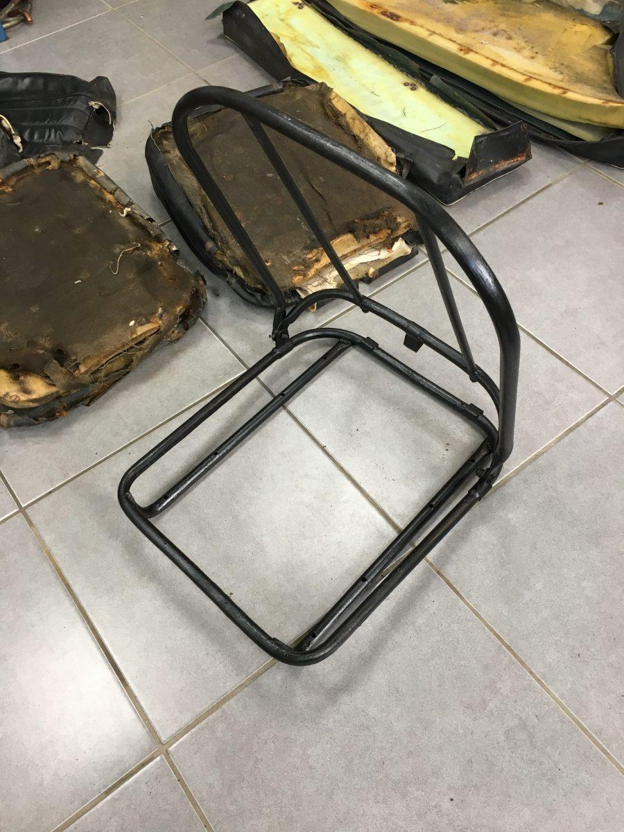 MGBGT Seat Frames
