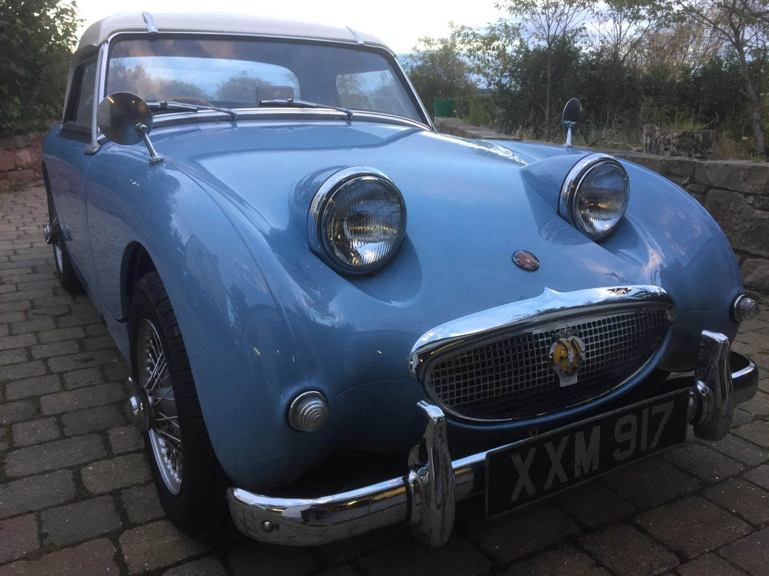 Austin Healey For Sale >> 1959 Austin Healey Frogeye Sprite - Bridge Classic Cars