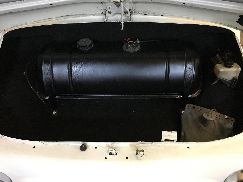Fiat 500L Fuel Tank MPF 500L
