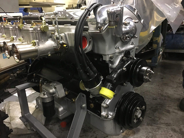 Jaguar E Type >> Our rebuilt Jaguar 4.2 Engine - Bridge Classic Cars ...