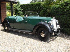 1947 Rover 12