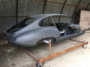 1967 Jaguar E-Type Racing Series 1