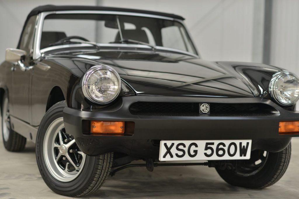 1980 MG Midget 1500