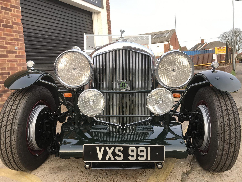 1949 Bentley Mk VI Special