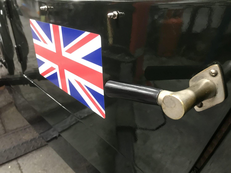 Bentley Mk VI Special