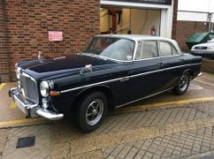 1972 Rover P5B Coupe