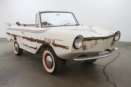 How our 1965 Amphicar once looked