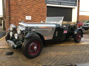 1949 Bentley Special Mark VI