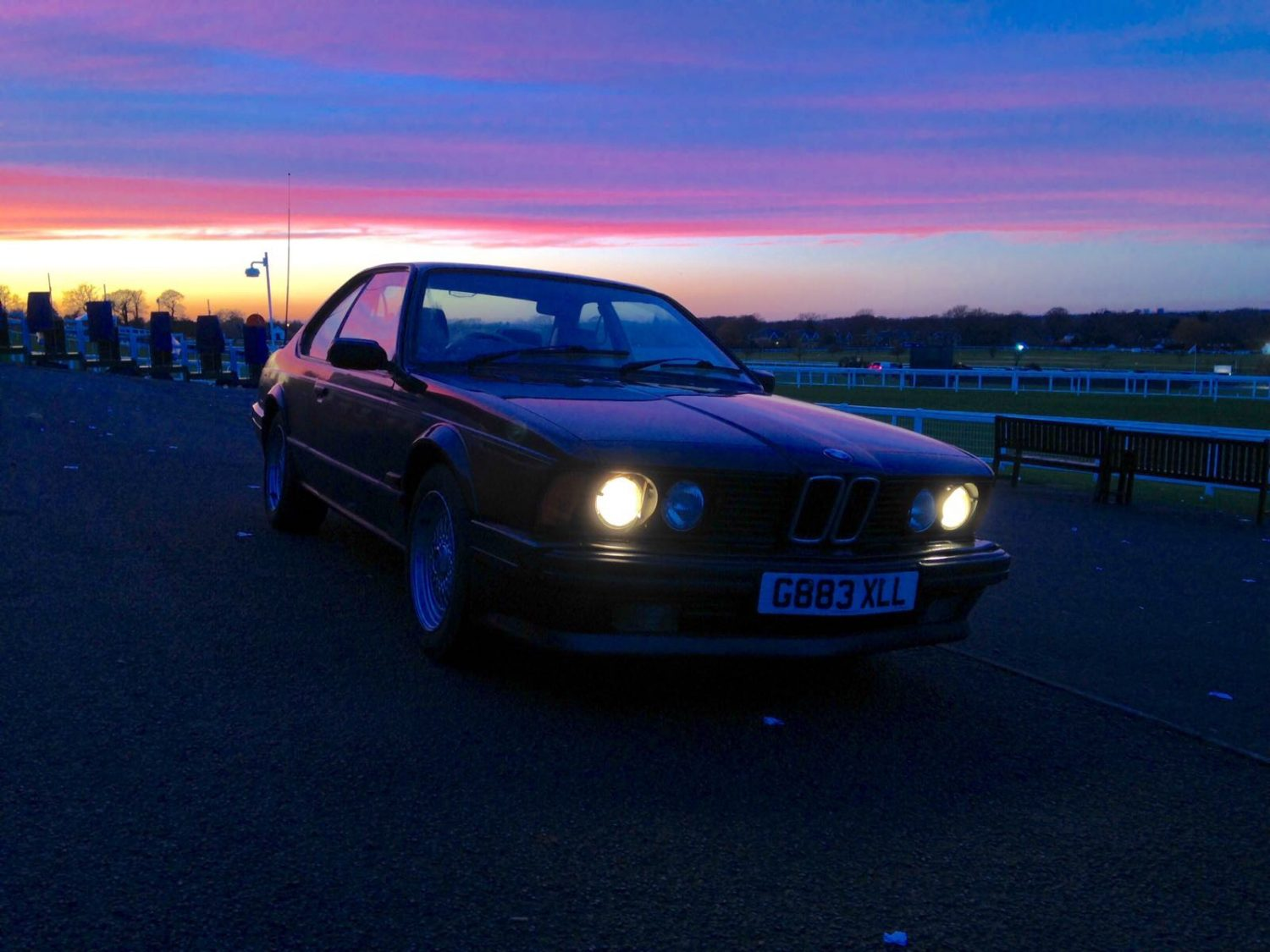 A Day Out With Modern Classics Car Club - Bridge Classic Cars