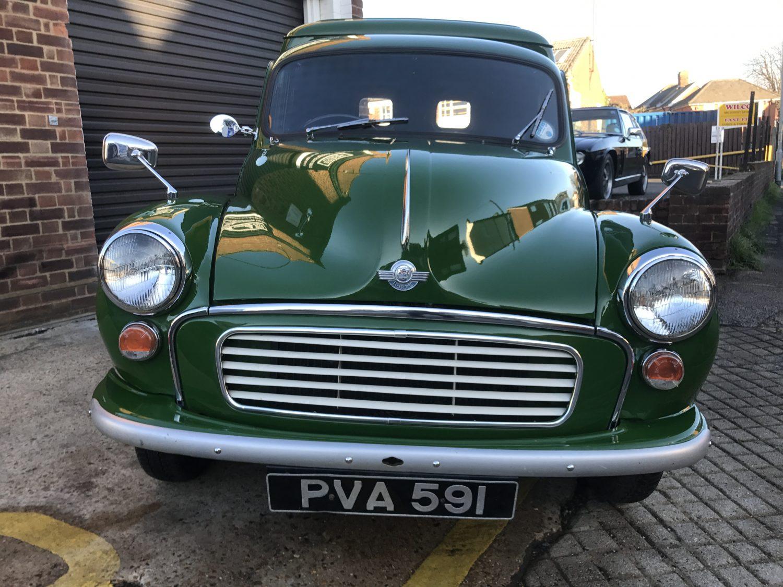 1957 Morris 1000 Bridge Classic Cars