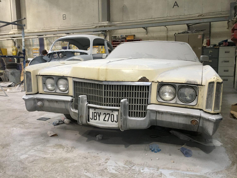 1971 Cadillac Eldorado Restoration