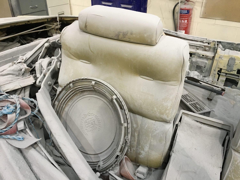 1971 cadillac eldorado convertible bridge classic cars. Black Bedroom Furniture Sets. Home Design Ideas