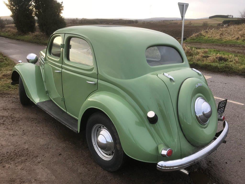 1950 Ford V8 Pilot