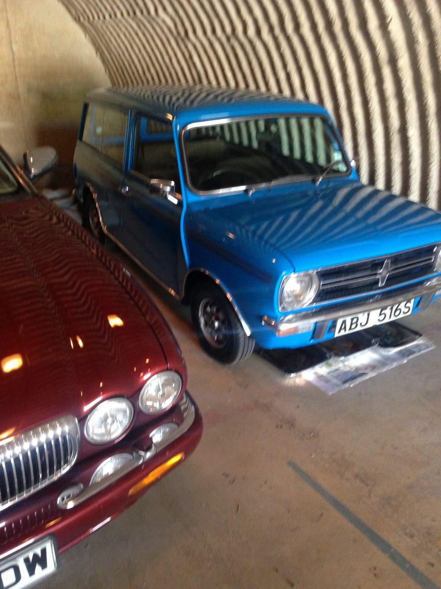 Coming in soon - Daimler Super V8 and Mini Clubman - Bridge Classic Cars