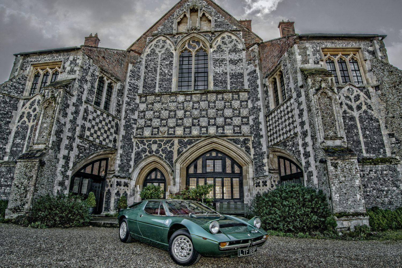 LTF169P 1975 Maserati Merak - Butley Priory