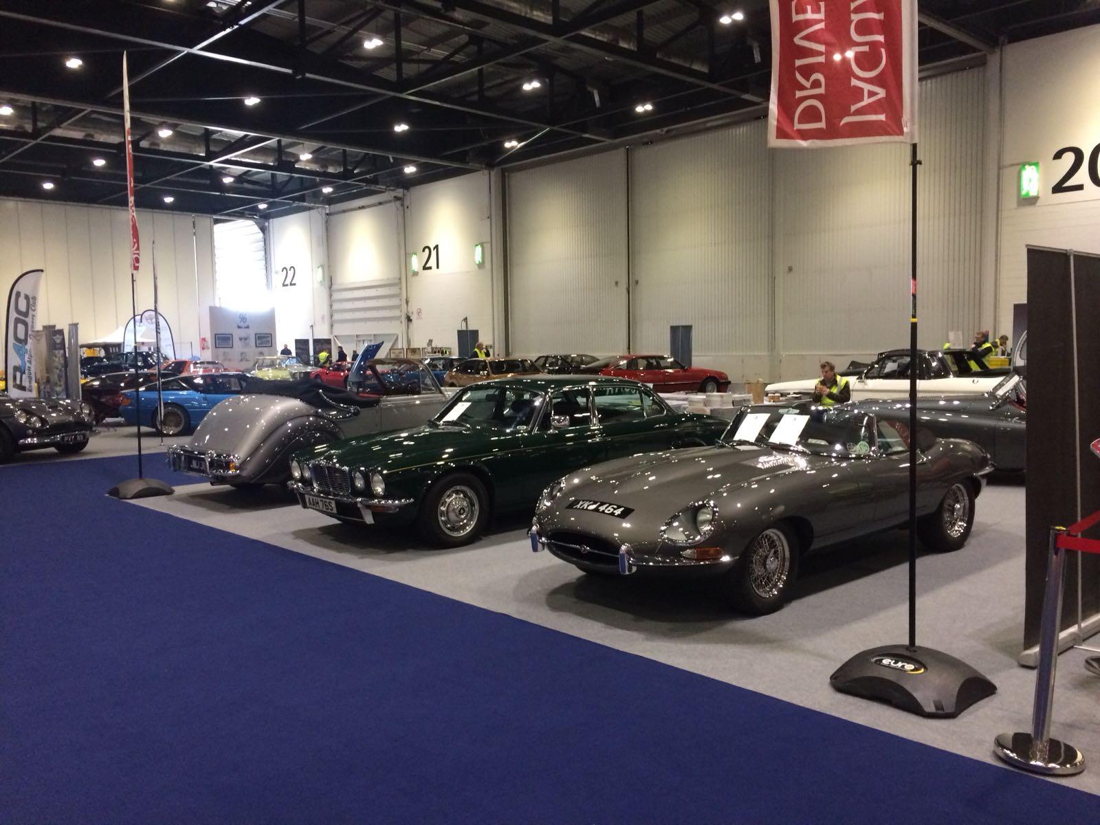 The London Classic Car Show Excel London Bridge Classic Cars - London classic car show 2018