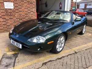 1997 Jaguar XJ8