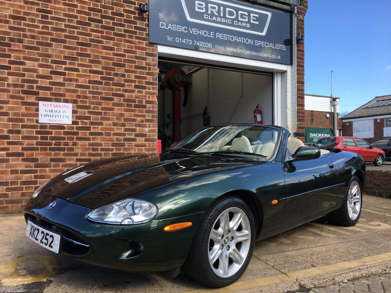 1997 Jaguar XJ8 Archives - Bridge Classic Cars