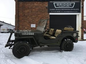 1944 Ford GPW Willys Jeep