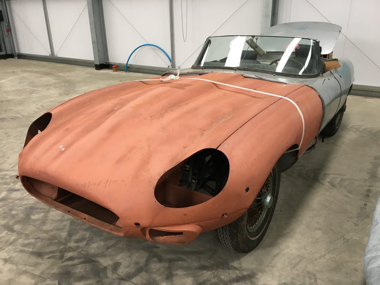 1969 Jaguar E-Type Series 2 Roadster