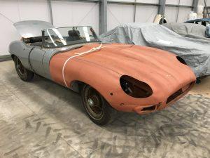 1969 Jaguar E-Type Roadster Series 2